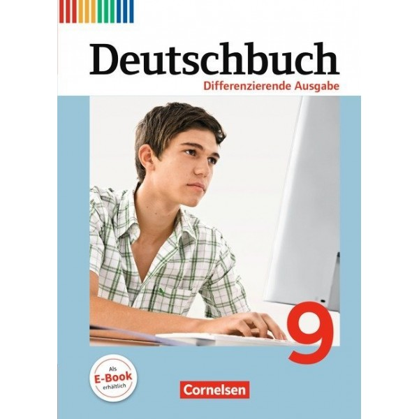 Deutschbuch, 9.Gymnasium - Differenzierende Ausgabe - Schülerbuch