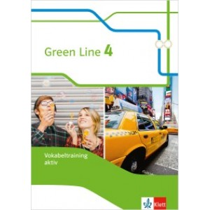 Green Line 4 Vokabeltraining aktiv, Arbeitsheft  Klasse 8