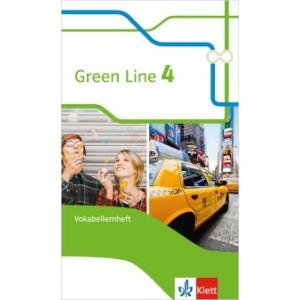 Green Line 4 Vokabellernheft  Klasse 8