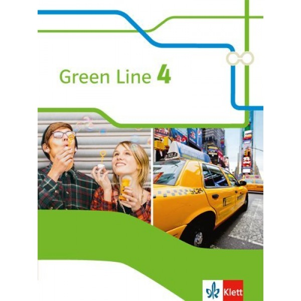 Green Line 4, Schülerbuch