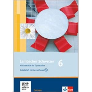 Lambacher-Schweizer Mathematik 6 (Ausgabe Thüringen), Arbeitsheft mit CD-ROM