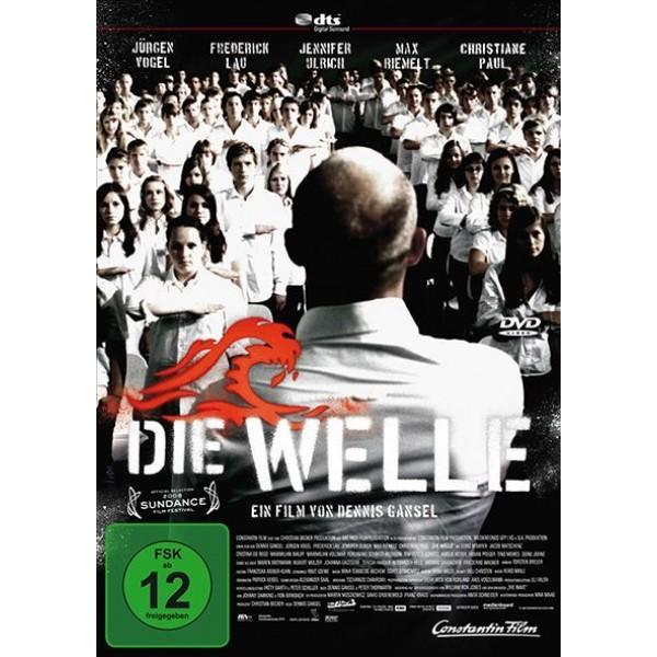 Die Welle,  DVD.