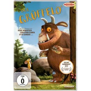 Der Grüffelo, 1 DVD.
