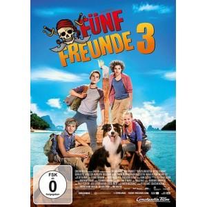 Fünf Freunde 3,  DVD