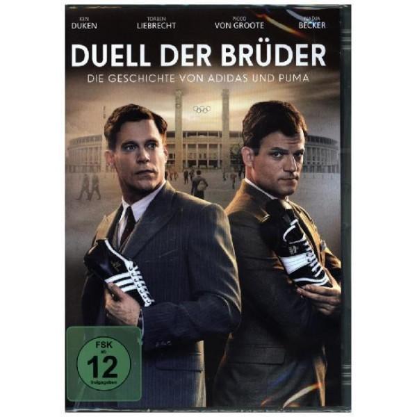 Duell der Brüder - Die Geschichte von Adidas und Puma DVD