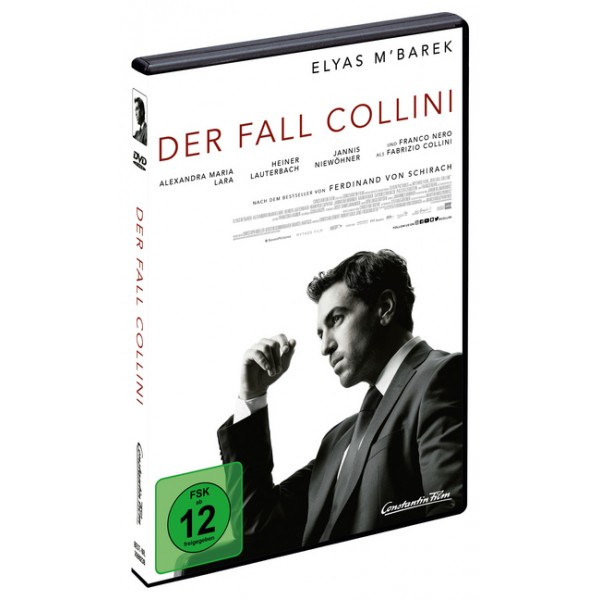 Der Fall Collini, 1 DVD.