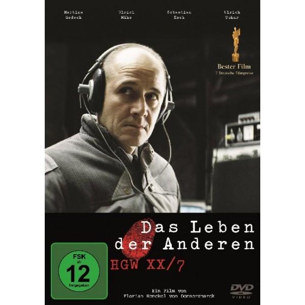 Das Leben der Anderen DVD