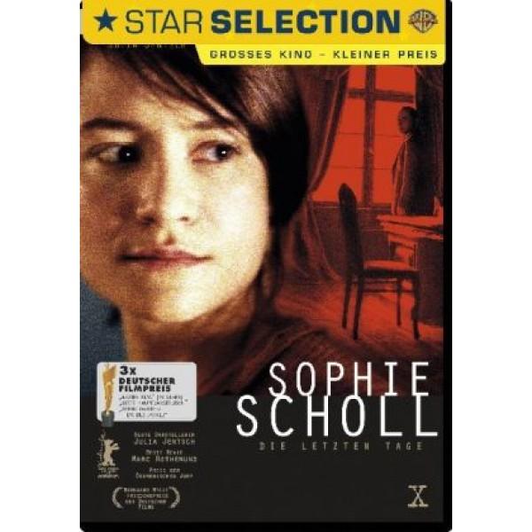 Sophie Scholl, Die letzten Tage DVD