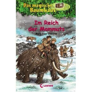Das magische Baumhaus - Im Reich der Mammuts