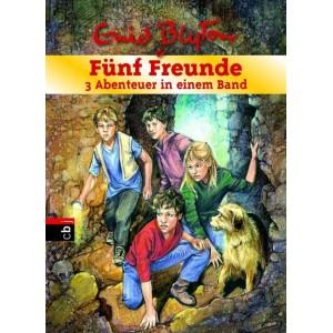 Fünf Freunde - 3 Abenteuer in einem Band 8