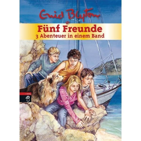 Fünf Freunde - 3 Abenteuer in einem Band 9