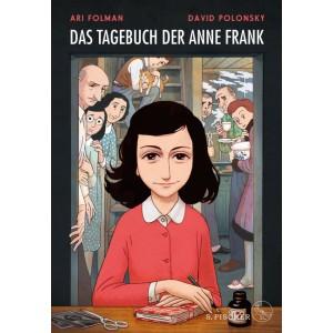 Anne Frank Tagebuch. Graphic Diary.