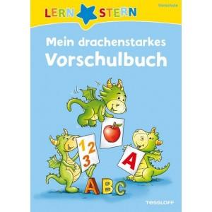 LERNSTERN Mein drachenstarkes Vorschulbuch.
