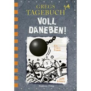 Gregs Tagebuch - Voll daneben!.
