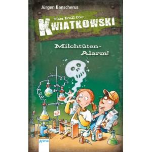 Ein Fall für Kwiatkowski - Milchtüten-Alarm!