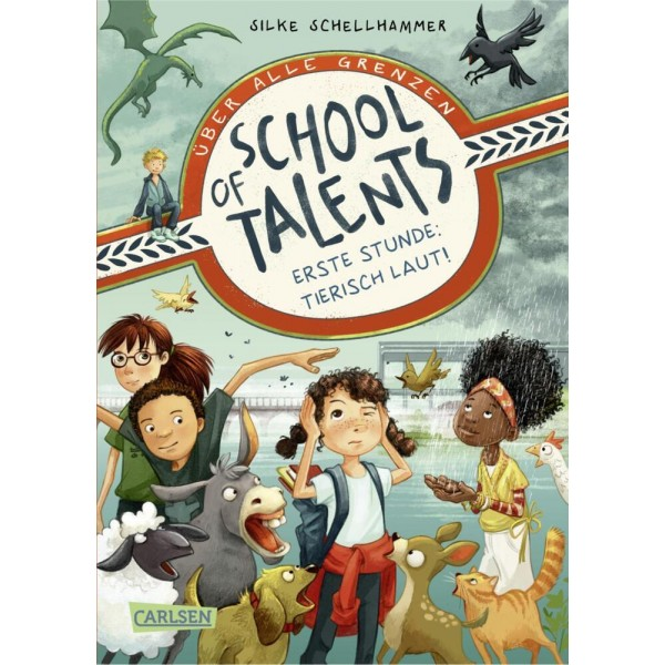 School of Talents 1: Erste Stunde: Tierisch laut!.