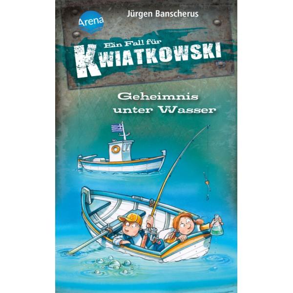 Ein Fall für Kwiatkowski - Geheimnis unter Wasser.