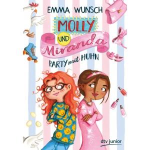 Molly und Miranda - Party mit Huhn.