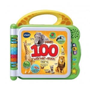 Mein 100-Wörter-Buch: Tiere.