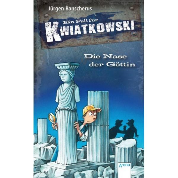 Ein Fall für Kwiatkowski - Die Nase der Göttin.