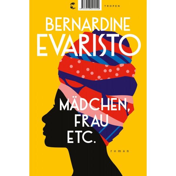 Mädchen, Frau etc. - Booker Prize 2019.