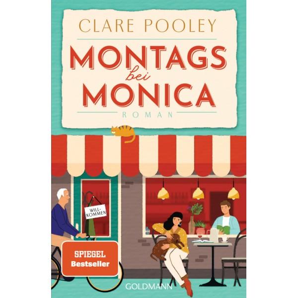 Montags bei Monica.   Roman.