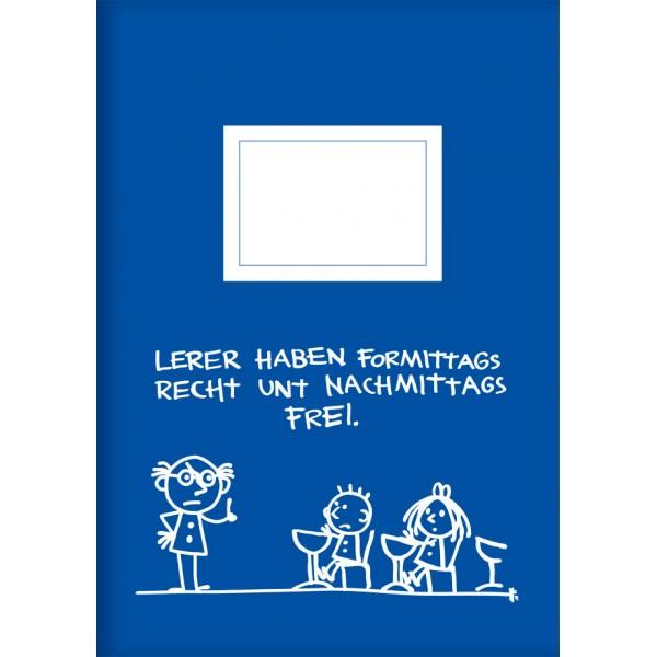 """Heft A5  """"Lehrer"""""""