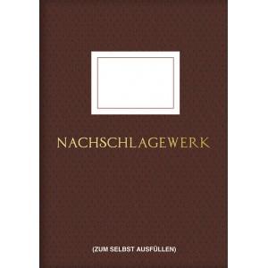 """Heft A5  """"Nachschlagewerk"""""""