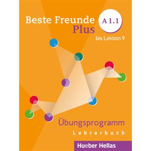 Beste Freunde Plus A1.1 Übungsprogramm - Lehrerbuch