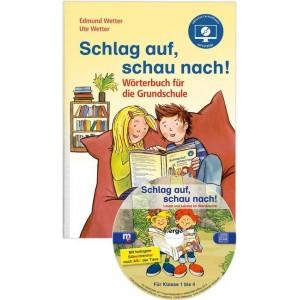 Schlag auf, schau nach! Jubiläums-Ausgabe.  Wörterbuch für die Grundschule.