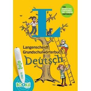 Langenscheidt Grundschulwörterbuch Deutsch - Buch mit Bookii-Hörstift-Funktion.