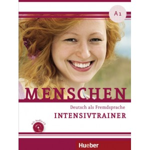 Menschen A1 - Intensivtrainer mit Audio-CD (Τεύχος για εντατική εξάσκηση με ένθετο CD)