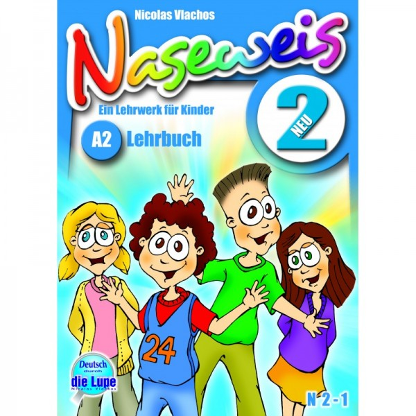 Naseweis 2 neu - Lehrbuch
