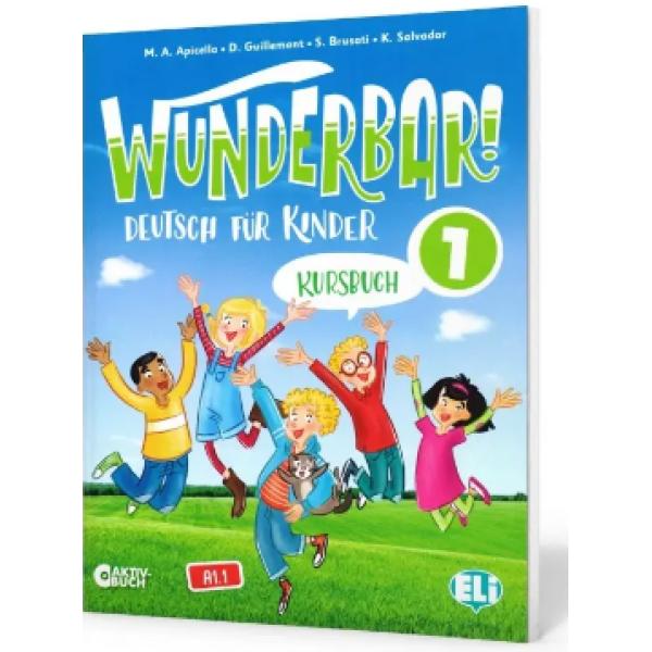 Wunderbar! 1 Kursbuch A1.1