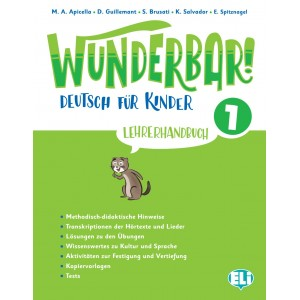 Wunderbar! 1 Lehrerhandbuch