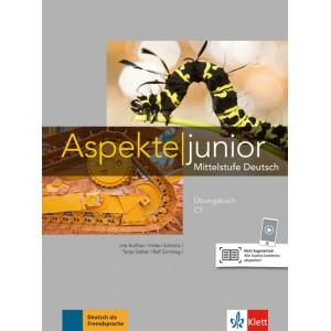 Aspekte junior C1, Übungsbuch mit Audios zum Download (βιβλίο ασκήσεων)