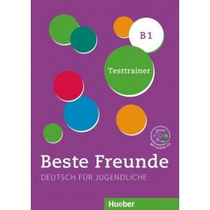 Beste Freunde 3 - Testtrainer mit Audio-CD (Τεύχος με τεστ και ένθετο cd)