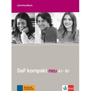 DaF kompakt neu A1-B1, Lehrerhandbuch