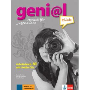 geni@l klick A1, Arbeitsbuch mit 2 Audio-CDs