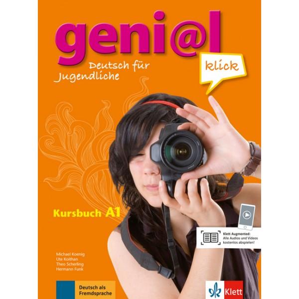 geni@l klick A1, Kursbuch mit 2 Audio-CDs