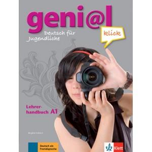 geni@l klick A1, Lehrerhandbuch