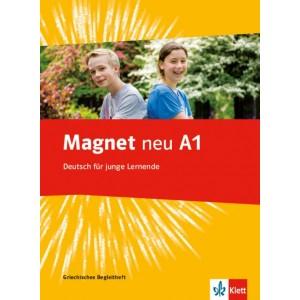Magnet neu A1, Griechisches Begleitheft
