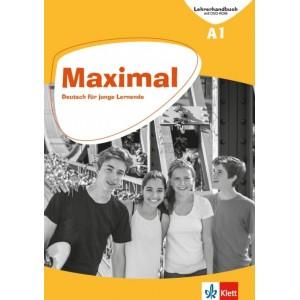 Maximal A1, Lehrerhandbuch mit DVD-ROM