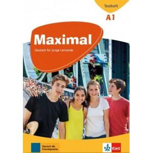 Maximal A1, Testheft mit Audios online
