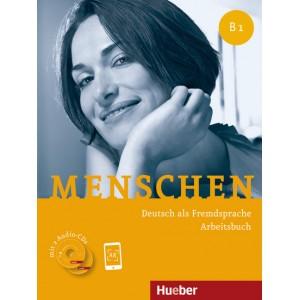 Menschen B1 - Arbeitsbuch mit 2 Audio-CDs (Βιβλίο Ασκήσεων με 2 CD)
