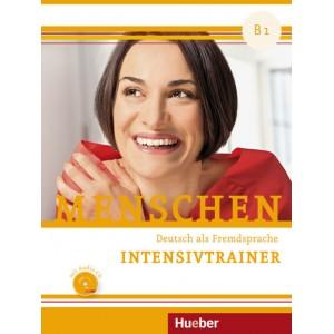 Menschen B1 - Intensivtrainer mit Audio-CD (Τεύχος για εντατική εξάσκηση με ένθετο CD)