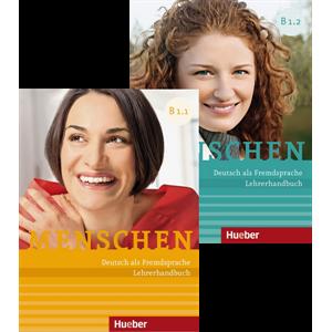 Menschen - Paket Lehrerhandbuch B1/1 und B1/2 (Πακέτο με τα Βιβλία του καθηγητή Β1/1 και Β1/2)