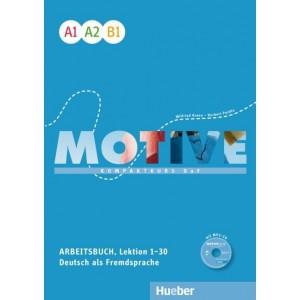MOTIVE A1-B1 - Arbeitsbuch (Βιβλίο Ασκήσεων)