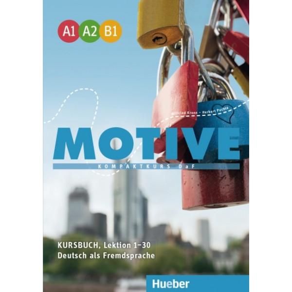 MOTIVE A1-B1 - Kursbuch (Βιβλίο του μαθητή)