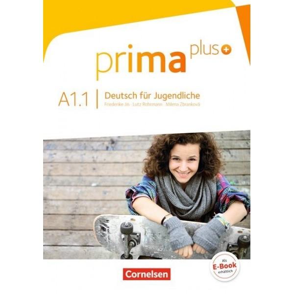 prima plus A1.1, Schülerbuch